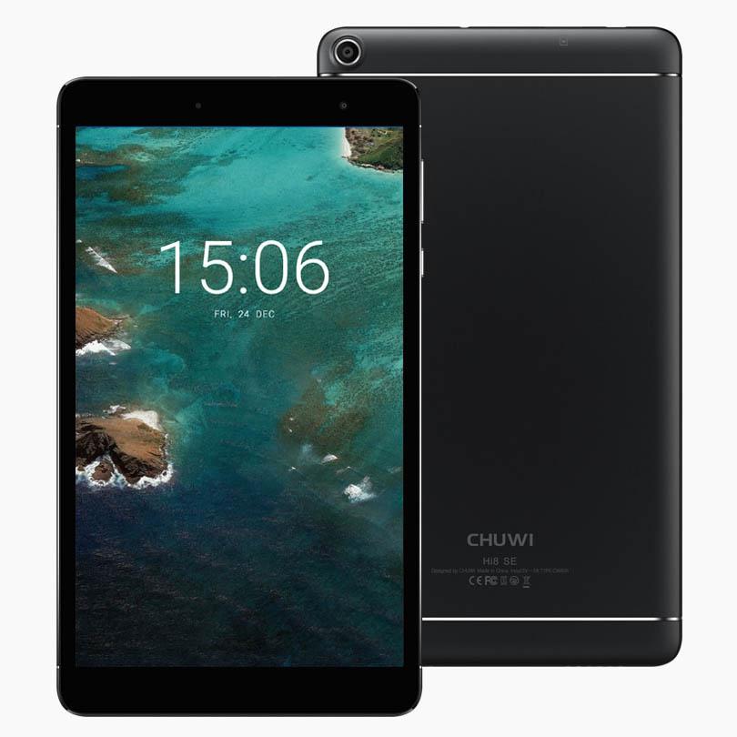 Chuwi HI8 SE Android 8.1 MTK8735 2GB 32GB 8 Inch - Black