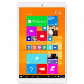 Teclast X80HD Dual OS Windows 10 & Android 32GB 8 Inch HD Tablet PC - White