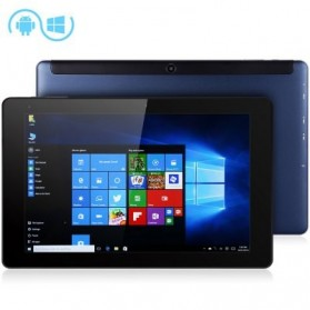 Cube i10 Tablet PC Dual OS Windows 10 & Android 2GB 32GB 10.6 Inch - Blue