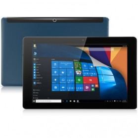 Cube iWork10 Ultrabook Tablet PC Dual OS Windows 10 & Android 4GB 64GB 10.1 Inch - Blue