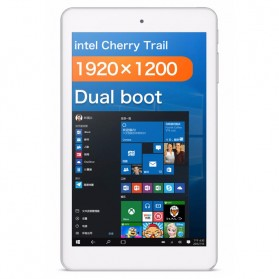 Cube iWork8 Air Tablet PC Dual OS Windows 10 & Android 2GB 32GB 8 Inch - White - 2
