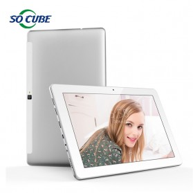 Cube U81 Talk11 Tablet PC 3G Dual SIM Android 1GB 16GB 10.6 Inch - White