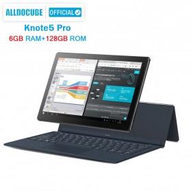 ALLDOCUBE Knote5 Pro 2 in 1 Tablet PC Intel N4000 6GB 128GB 11.6 inch Windows 10 - Black - 2