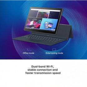 ALLDOCUBE Knote5 Pro 2 in 1 Tablet PC Intel N4000 6GB 128GB 11.6 inch Windows 10 - Black - 3