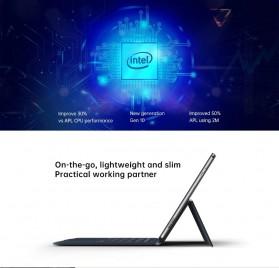 ALLDOCUBE Knote5 Pro 2 in 1 Tablet PC Intel N4000 6GB 128GB 11.6 inch Windows 10 - Black - 5