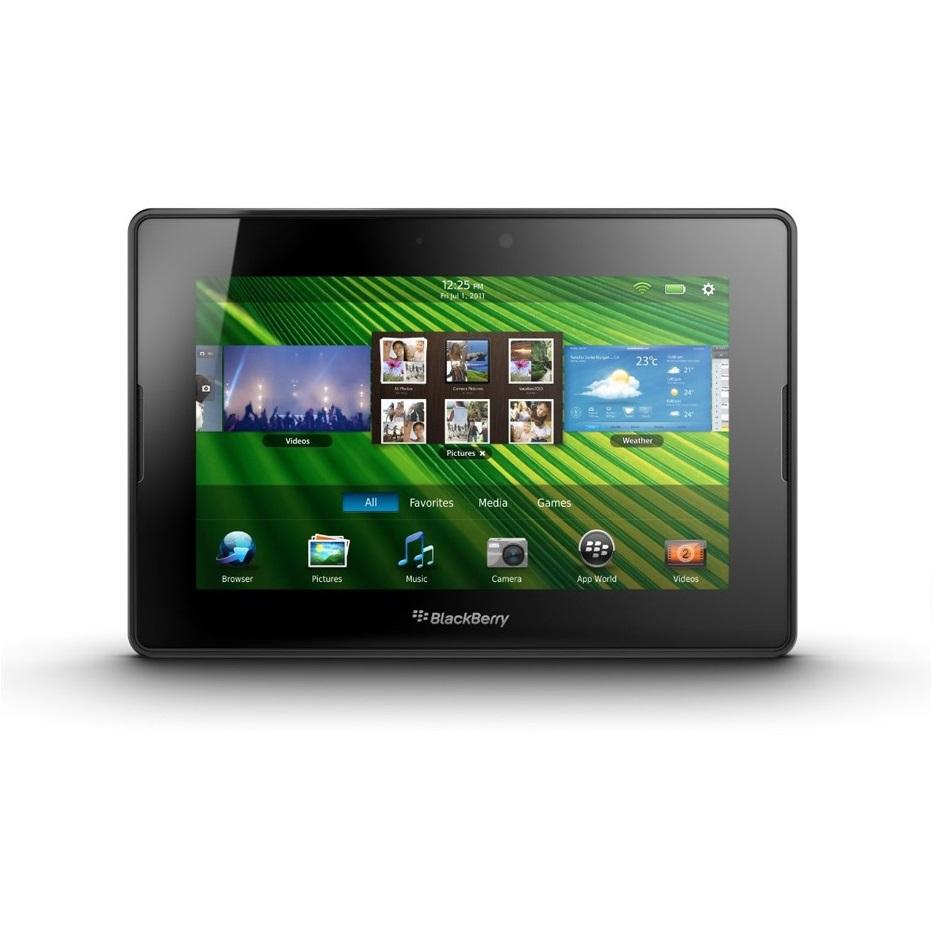 Blackberry Playbook - 16GB WIFI (14 Days) - Black ...