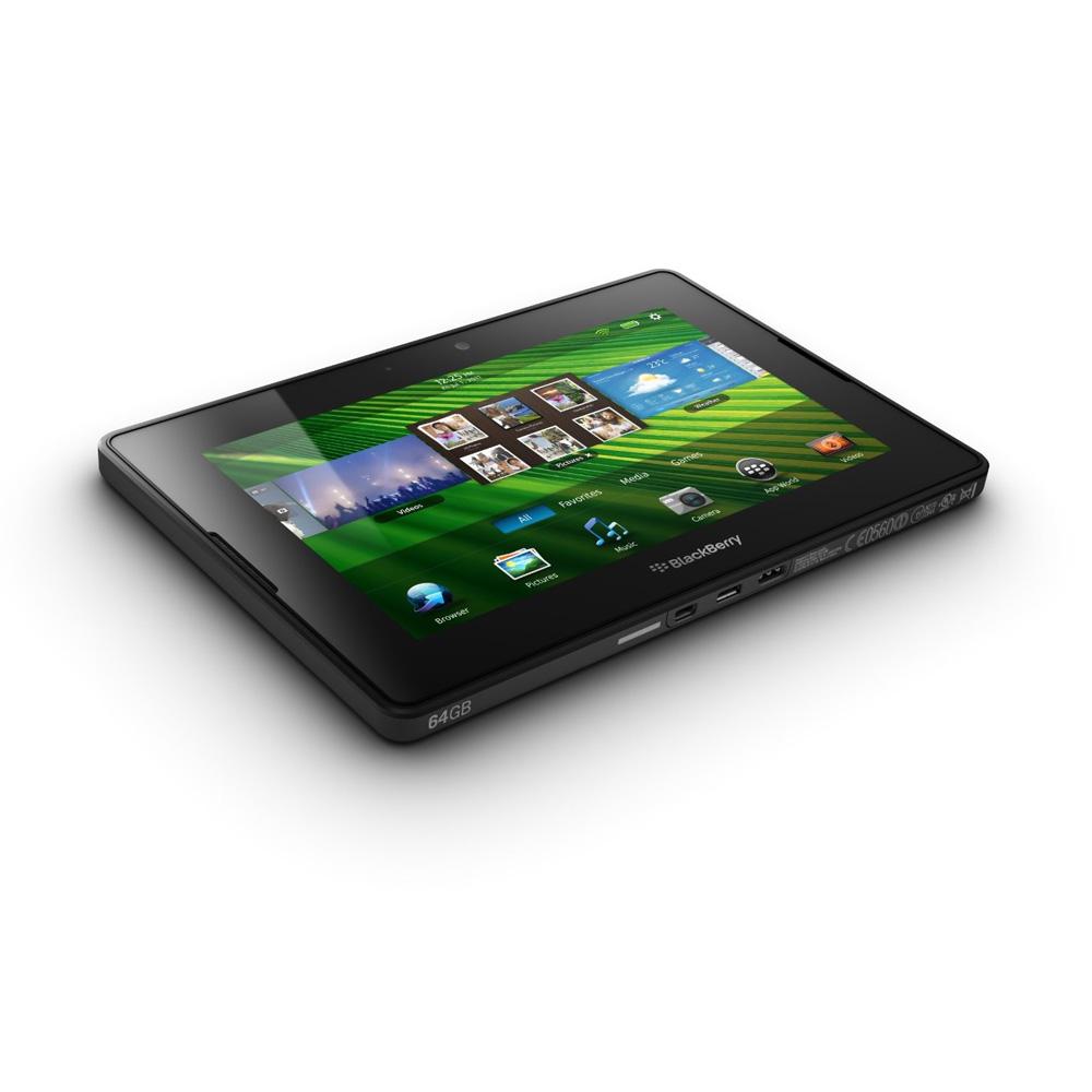 Blackberry Playbook 64GB WIFI 14 Days Black JakartaNotebook