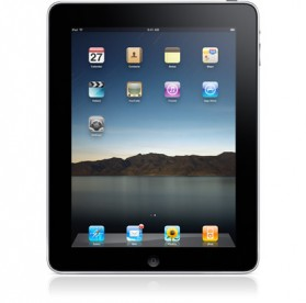 Apple iPad 1 with Wi-Fi + 3G - 64GB - Black - 1