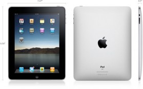 Apple iPad 1 with Wi-Fi + 3G - 64GB - Black - 2