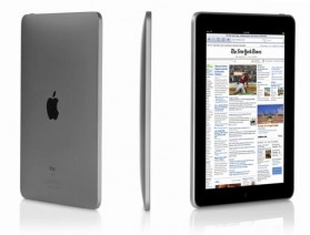 Apple iPad 1 with Wi-Fi + 3G - 64GB - Black - 3