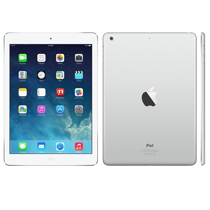 Apple Ipad Air Wi Fi Md788zp A Md785zp A A1474 16gb Silver Jakartanotebook Com