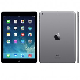 Apple iPad Air Wi-Fi (MD788ZP/A / MD785ZP/A / A1474) - 16GB - Gray - 3