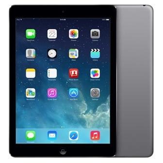 Apple iPad Air Wi-Fi + Cellular (MD796ZP A   A1475) - 64GB - Space ... 26d1f9ae79