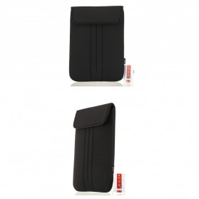 LSS Sleeve Case for Universal Laptop 15.6 Inch - Black - 2