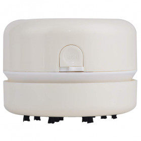 DELI Vacuum Cleaner Mini Pembersih Debu Keyboard Laptop - D18880 - White