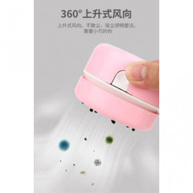 DELI Vacuum Cleaner Mini Pembersih Debu Keyboard Laptop - D18880 - White - 11