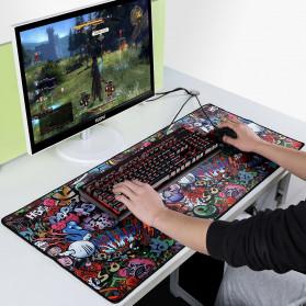 EASYIDEA Gaming Mouse Pad XL Desk Mat RGB Version 700 x 300 mm - EI25 - 7