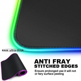 Mairuige Gaming Mouse Pad Illuminated LED RGB 800x300mm - RGB-03 - 7