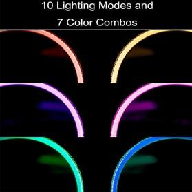 Mairuige Gaming Mouse Pad Illuminated LED RGB 800x300mm - RGB-07 - 4