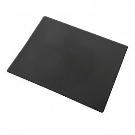 FARA Mousepad Gaming Bahan Kulit PU - F26 - Black