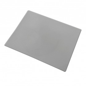 FARA Mousepad Gaming Bahan Kulit PU - F26 - Gray