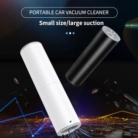 AOZBZ Penghisap Debu Mobil Mini Car Vacuum Cleaner 120W - VC215 - Black - 2