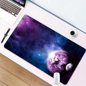 OLEVO Gaming Mouse Pad XL Desk Mat Galaxy 800 x 300 mm - RO29