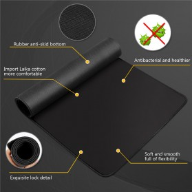 OLEVO Gaming Mouse Pad XL Desk Mat 800 x 300 mm - RO52 - 4
