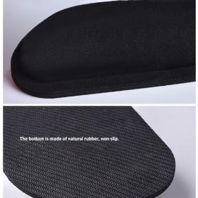 Sovawin Ergonomic Keyboard Wrist Rest Pad Support Memory Foam - SH-JPD - Black - 3
