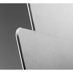 Xiaomi Aluminium Mousepad Size L - Silver - 2