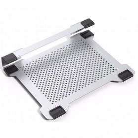ORICO Laptop Cooling Pad Aluminium - NB15-SV - Silver - 3