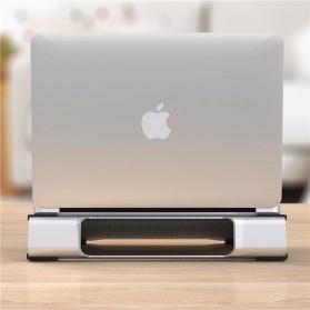 ORICO Laptop Cooling Pad Aluminium - NB15-SV - Silver - 4