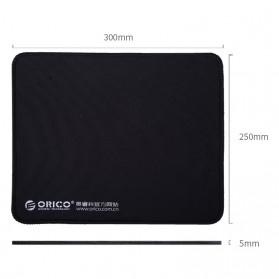 Orico Gaming Mouse Pad 300 x 250mm - MPS3025 - Black - 5