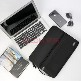 BUBM Sleeve Case Shockproof for Laptop 13.3 Inch - FXQN-13 - Black - 2