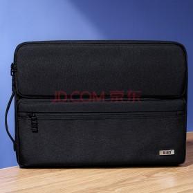 BUBM Sleeve Case Shockproof for Laptop 13.3 Inch - FXQN-13 - Black - 3
