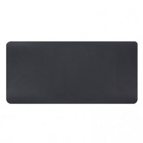 BUBM Office Mouse Pad Desk Mat Bahan Kulit 60x30cm - BGZD-RS - Black