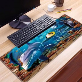 iMICE Gaming Mouse Pad XL Desk Mat 800 x 300 mm - DLH-05