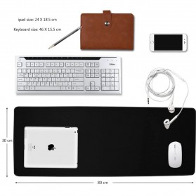 iMICE Gaming Mouse Pad XL Desk Mat 800 x 300 mm - DLH-05 - 5