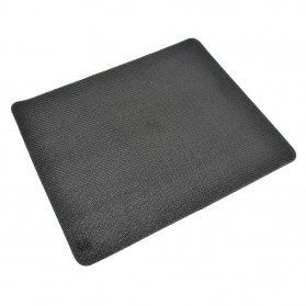 Sovawin Smooth Mouse Pad - MP004 - Black - 4