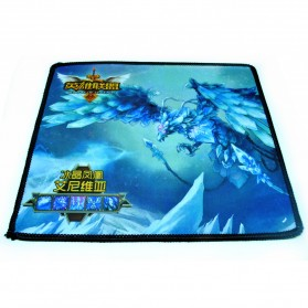 High Precision Gaming Mouse Pad Stitched Edge - Model 10