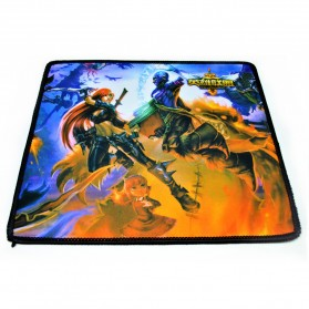 High Precision Gaming Mouse Pad Stitched Edge - Model 13