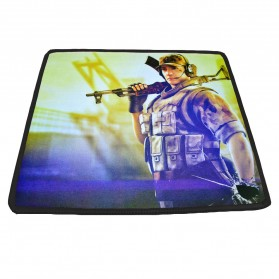 High Precision Gaming Mouse Pad Stitched Edge - Model 16