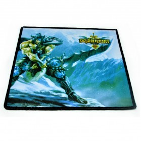 High Precision Gaming Mouse Pad Stitched Edge - Model 23