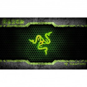 High Precision Gaming Mouse Pad Stitched Edge - Model 46 - 1