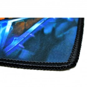 High Precision Gaming Mouse Pad Stitched Edge - Model 42 - 2