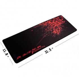 Gaming Mouse Pad XL Desk Mat 30 x 80cm - Model T1 - 5