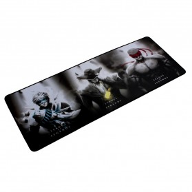Gaming Mouse Pad XL Desk Mat 30 x 80cm - Model F1