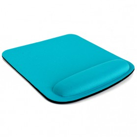 NeoStar Square Gel Wrist Rest Mouse Pad - MP24 - Black - 2