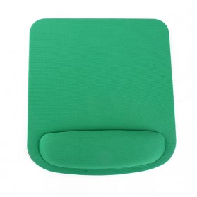 NeoStar Square Gel Wrist Rest Mouse Pad - MP24 - Black - 4