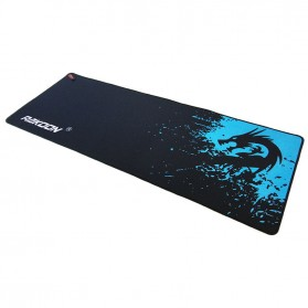 Rakoon Gaming Mouse Pad Desk Mat 30 x 80 cm - Blue